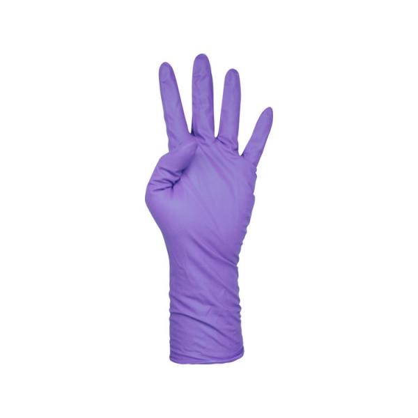 guante-cuatrogasa-hr8-morado-nitrilo-producto