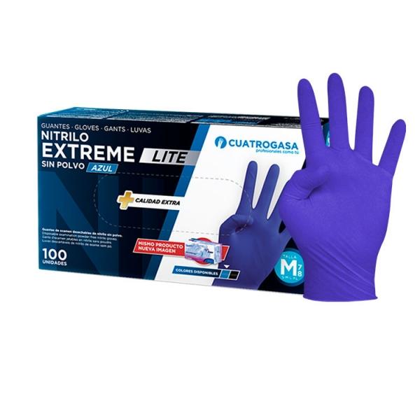 guante-extreme-lite-azul-cuatrogasa-nitrilo-producto