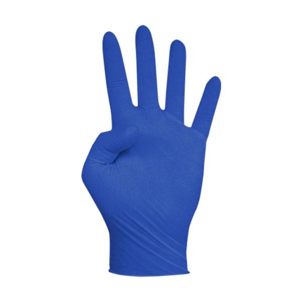 guante-max-sin-polvo-nitrilo-azul-cuatrogasa-producto