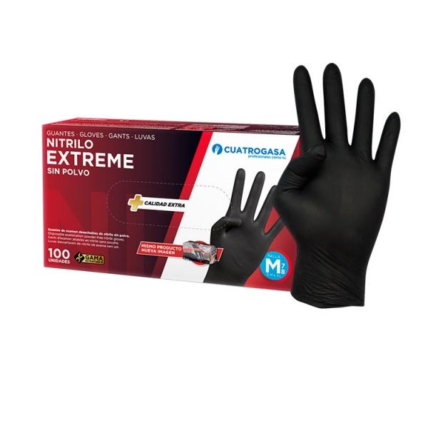 guante-negro-extreme-nitrilo-cuatrogasa-sin-polvo-producto
