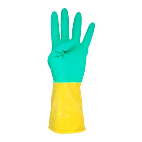guante-reforzado-cuatrogasa-amarillo-verde-latex-industrial