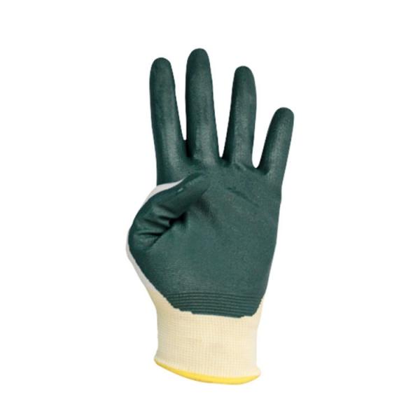guante-soporte-cuatrogasa-verde-nitrilo