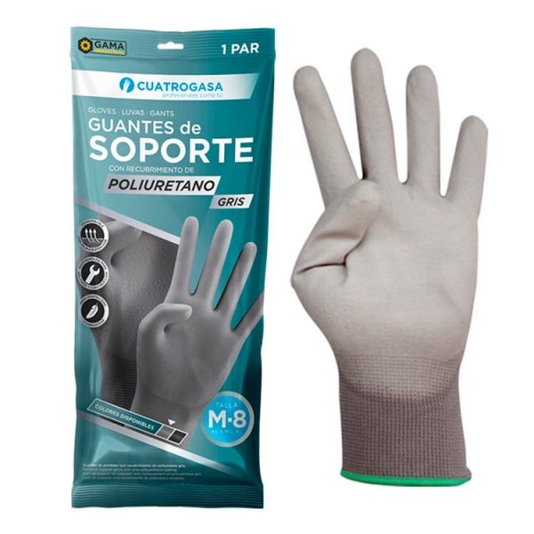 guante-soporte-gris-poliuretano-cuatrogasa-imagen