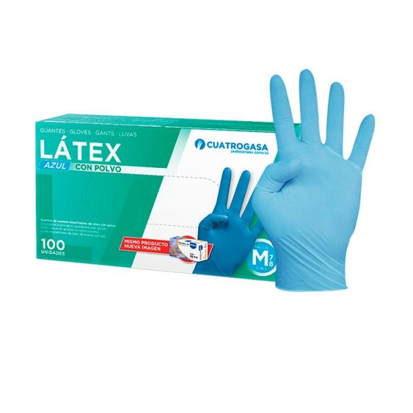 guante-cuatrogasa-latex-azul-sin-polvo-packging-y-producto